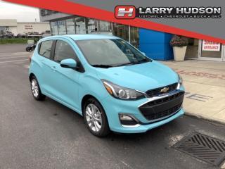 New 2021 Chevrolet Spark 1LT CVT for sale in Listowel, ON