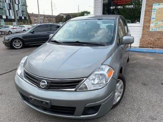Used 2012 Nissan Versa S for sale in Oshawa, ON