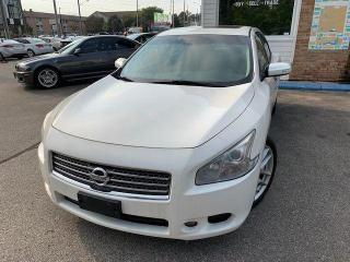Used 2011 Nissan Maxima S for sale in Oshawa, ON