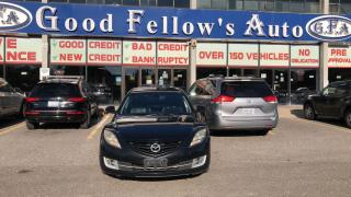 Used 2010 Mazda MAZDA6 GT MODEL, SUNROOF, LEATHER SEATS, POWER SEATS for sale in Toronto, ON