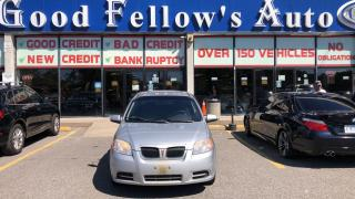 Used 2007 Pontiac Wave Special Price Offer!! for sale in Toronto, ON