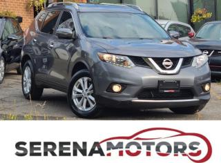 Used 2014 Nissan Rogue SV | 7 PASS | NAVI | 360 CAM | PANOROOF | NO ACCID for sale in Mississauga, ON
