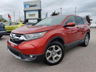 Used 2017 Honda CR-V EX AWD for sale in Ottawa, ON