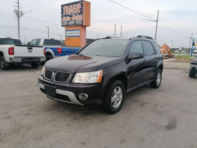 2007 Pontiac Torrent AWD*ALLOYS*ONLY 172KMS*AS IS SPECIAL