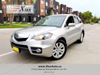 Used 2011 Acura RDX AWD for sale in Richmond Hill, ON