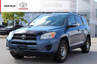 Used 2010 Toyota RAV4 4WD with Aftermarket Rearview Camera | SELF CERTIFY for sale in Oakville, ON