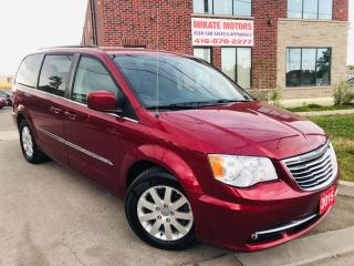 Used 2015 Chrysler Town & Country Touring~Loaded With Options~Clean CarFax History! for sale in Rexdale, ON