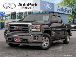 Used 2015 GMC Sierra 1500 SLE GREAT SHAPE, WELL MAINTAINED, 5.3 LT V8, ACCIDENT FREE, DON'T MISS OUT for sale in Mississauga, ON