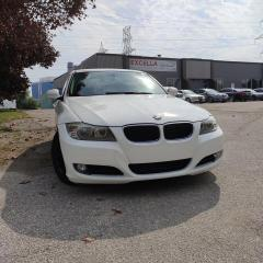 Used 2011 BMW 3 Series 4dr Sdn 323i RWD South Africa for sale in North York, ON