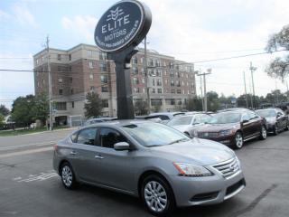 Used 2014 Nissan Sentra for sale in Burlington, ON