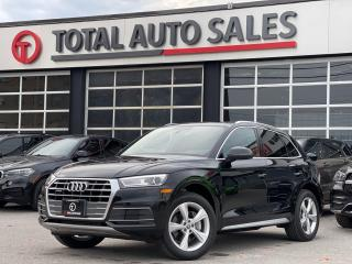 Used 2018 Audi Q5 PROGRESSIV | APPLE PLAY | LIKE NEW for sale in North York, ON