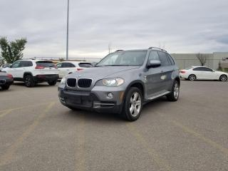 Used 2008 BMW X5 3.0si I$0 DOWN-EVERYONE APPROVED!!! for sale in Calgary, AB