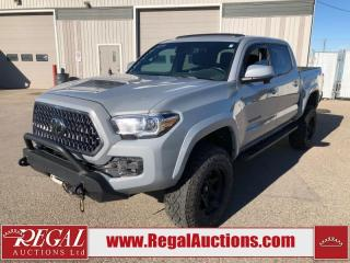 Used 2019 Toyota Tacoma TRD Sport DOUBLE CAB 4WD 3.5L for sale in Calgary, AB