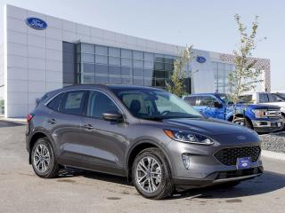 New 2021 Ford Escape SEL Hybrid 0% APR | 303A | ROOF | TECH | TOW | for sale in Winnipeg, MB