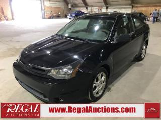 Used 2009 Ford Focus SE 2D Coupe FWD for sale in Calgary, AB