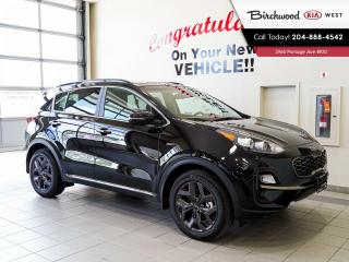 New 2022 Kia Sportage EX S * BOOK YOUR TEST DRIVE NOW! * for sale in Winnipeg, MB