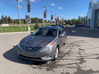 Used 2011 Hyundai Sonata 4dr Sdn 2.4L Auto Limited w/Nav for sale in Pickering, ON
