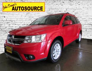 Used 2013 Dodge Journey SXT for sale in Peterborough, ON