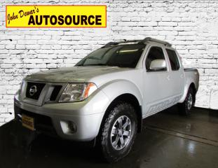 Used 2016 Nissan Frontier Pro-4X for sale in Peterborough, ON