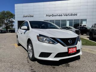 Used 2018 Nissan Sentra 1.8 SV ONE OWNER ACCIDENT FREE TRADE WITH ONLY 39830 KMS. for sale in Toronto, ON