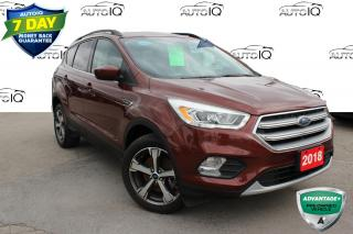 Used 2018 Ford Escape SEL AWD | HEATED LEATHER | CERTIFIED for sale in Hamilton, ON