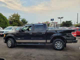 Used 2012 Ford F-150 Lariat, Crow cab, Navi., Leather, Warranty availab for sale in Toronto, ON