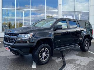 Used 2019 Chevrolet Colorado ONE OWNER ZR2! for sale in Cobourg, ON