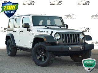 Used 2017 Jeep Wrangler Unlimited Sport This just in!!! for sale in St. Thomas, ON