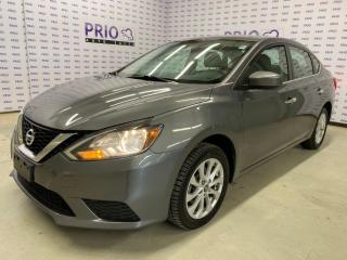 Used 2016 Nissan Sentra 4DR SDN CVT SV for sale in Ottawa, ON