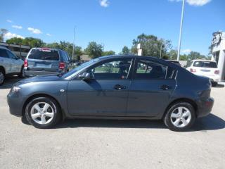 Used 2008 Mazda MAZDA3 2008 4dr Sdn Auto GS - **Low Kms** for sale in Winnipeg, MB