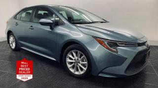 Used 2020 Toyota Corolla LE UPGRADE PKG *SUNROOF - WIRELESS CHARGING* for sale in Winnipeg, MB