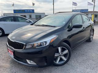 Used 2018 Kia Forte LX for sale in Whitby, ON