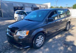 Used 2016 Dodge Grand Caravan CANADA VALUE PACKAGE for sale in New Liskeard, ON