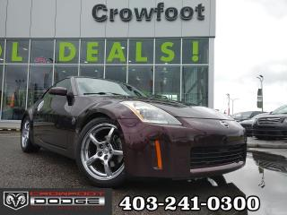 Used 2003 Nissan 350Z TOURING AUTOMATIC for sale in Calgary, AB