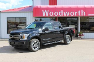 Used 2018 Ford F-150 for sale in Kenton, MB