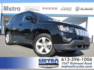 Used 2015 Jeep Compass North 4x4 Mint & Winter Tires for sale in Ottawa, ON