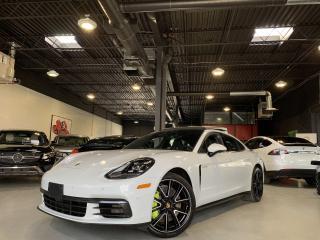Used 2018 Porsche Panamera E-Hybrid !AWD! PREMIUM PLUS PKG !