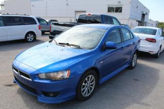Used 2010 Mitsubishi Lancer 2.0L ES Sport for sale in Whitby, ON