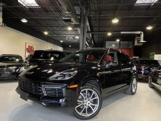 Used 2019 Porsche Cayenne PREMIUM PLUS ! ACCIDENT FREE ! ONE OWNER ! LOW KM! for sale in North York, ON