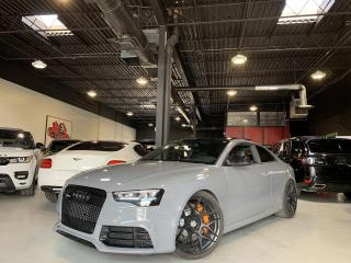 Used 2013 Audi RS 5 RS5 !!! COUPE !!! LOTS OF UPGRADES !!! for sale in North York, ON