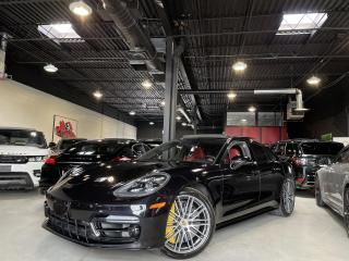 Used 2017 Porsche Panamera TURBO !! BURMESTER® !! ACC !! AMBIENT LIGHTING !! for sale in North York, ON