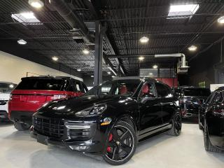 Used 2017 Porsche Cayenne GTS ! PREMIUM PLUS ! FACTORY WARRANTY TILL 03/2022 for sale in North York, ON