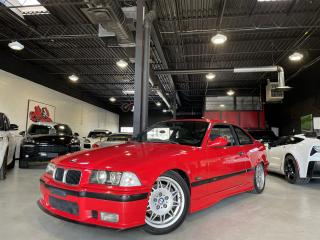 Used 1995 BMW M3 E36 M3 !!! MANUAL !! EUROPEAN SPORT PACKAGE !!! for sale in North York, ON