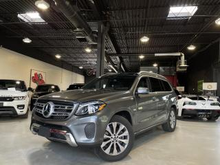 Used 2019 Mercedes-Benz GLS 450, 7PASS ,PREMIUM PKG ,NAV,PANO, MASSAGE SEATS ! for sale in North York, ON