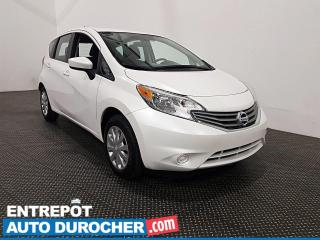 Used 2016 Nissan Versa Note SV Caméra de recul - Climatiseur for sale in Laval, QC