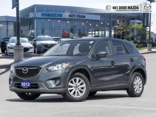 Used 2013 Mazda CX-5 GS NO ACCIDENTS| NAVIGATION| REMOTE STARTER for sale in Mississauga, ON