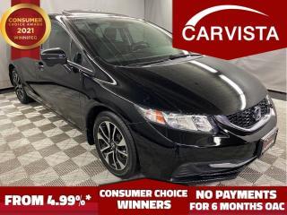 Used 2014 Honda Civic Sedan EX - LOCAL VEHICLE/SUNROOF - for sale in Winnipeg, MB