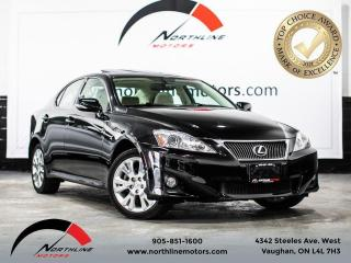 Used 2011 Lexus IS 250 AWD/Heated Leather/Sunroof/Push Button Start for sale in Vaughan, ON