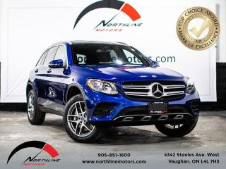 Used 2017 Mercedes-Benz GLC 300 GLC 300 4M/Bspot, Bcam/Pano Sunroof/Navi/ for sale in Vaughan, ON