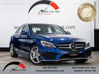 Used 2017 Mercedes-Benz C-Class C 300/Navi/Blindspot Assist/Panoramic Sunroof for sale in Vaughan, ON